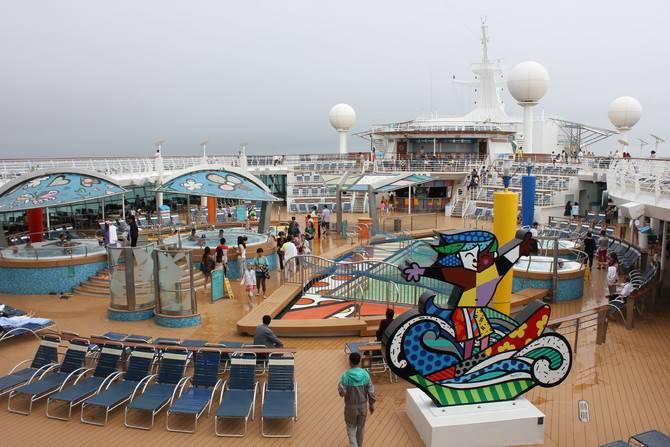 【limple 】皇家加勒比海洋水手号邮轮游记